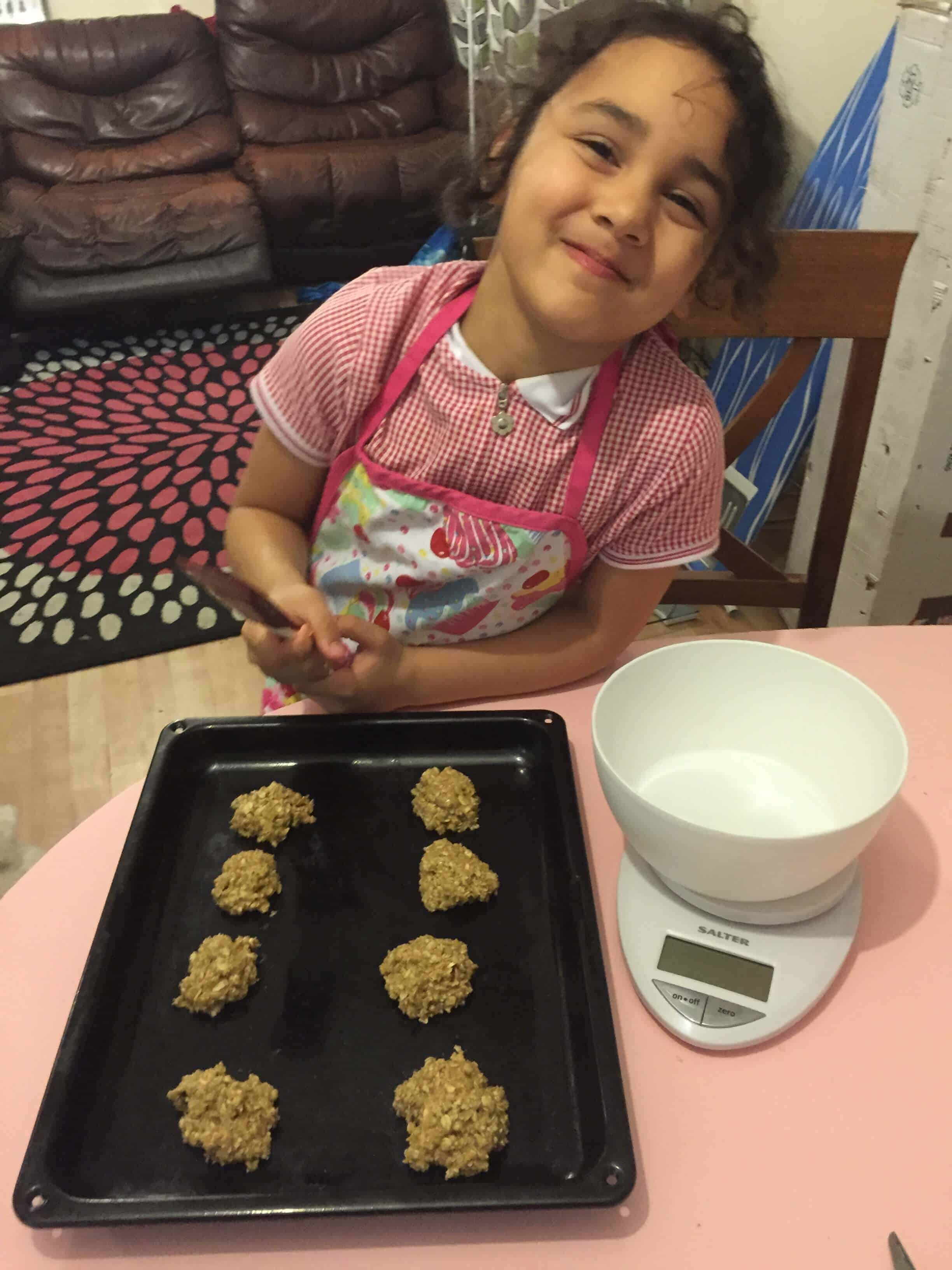 Baking with Sylvia - 3