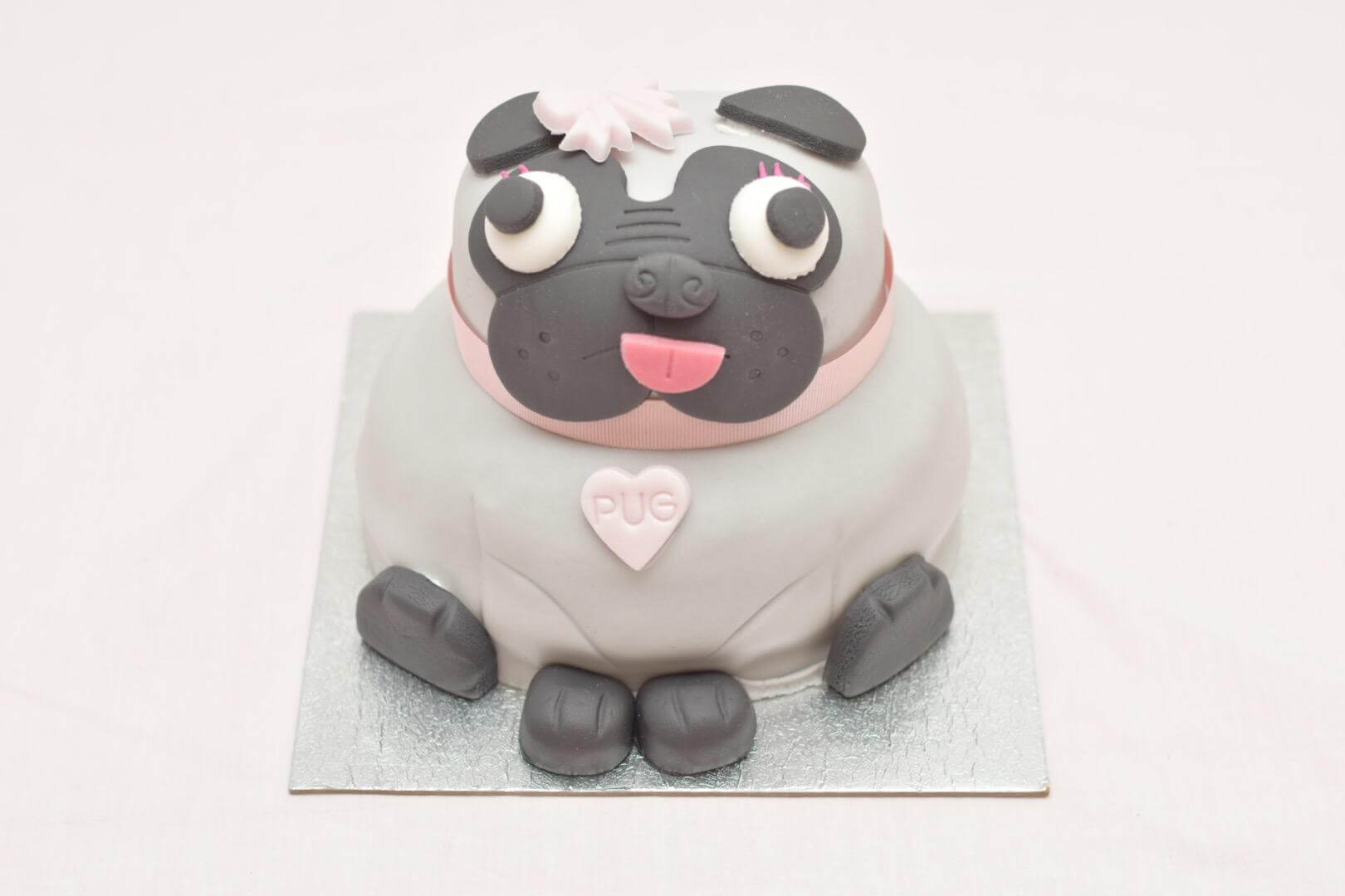 A Pug Birthday Cake From Asda The Inspiration Edit