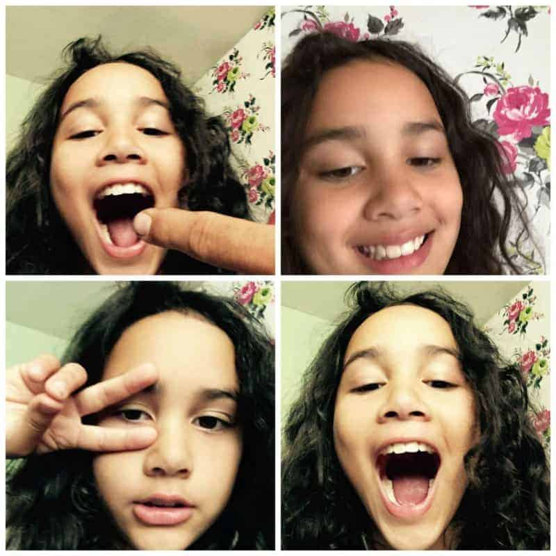 Sylvia Selfies