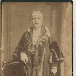 Eugene Wood mayor of Barnsley