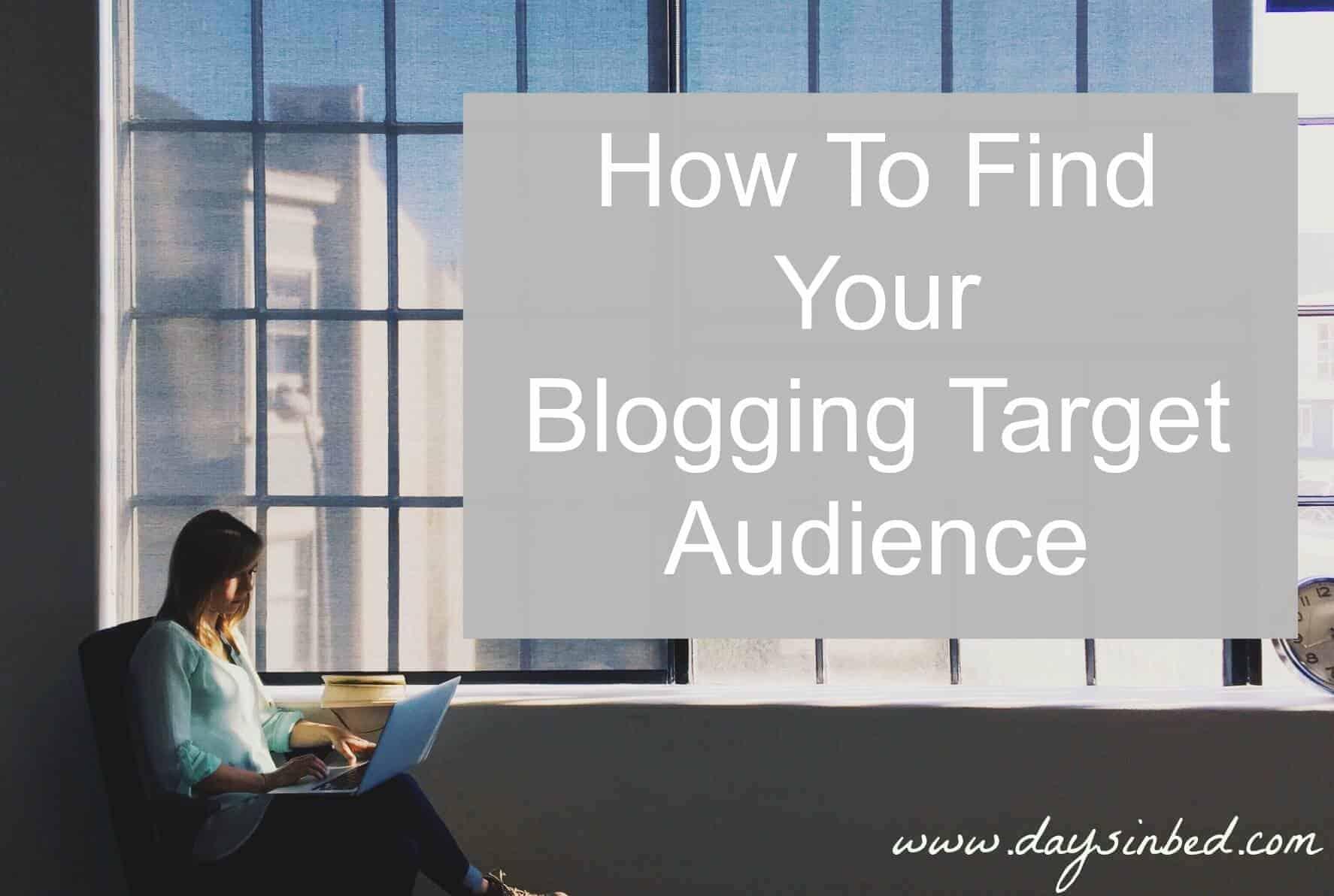 Blogging Target Audience