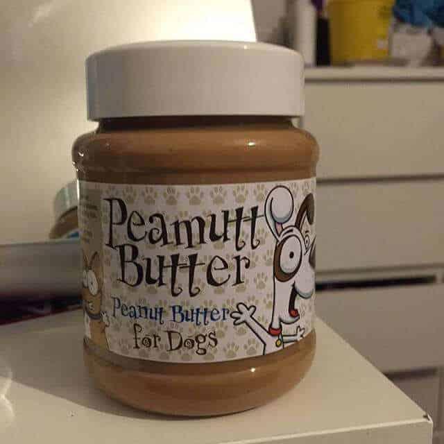 PeaMutt Butter