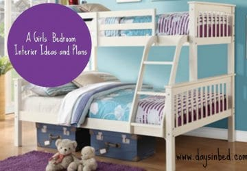 Bedroom bunk bed ideas