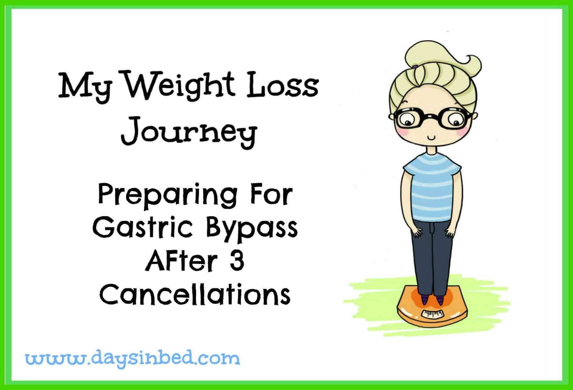 gastric bypass cancelled