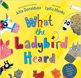 what the ladybird heard julia donaldson