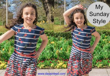 Girls fashion Poppy dress