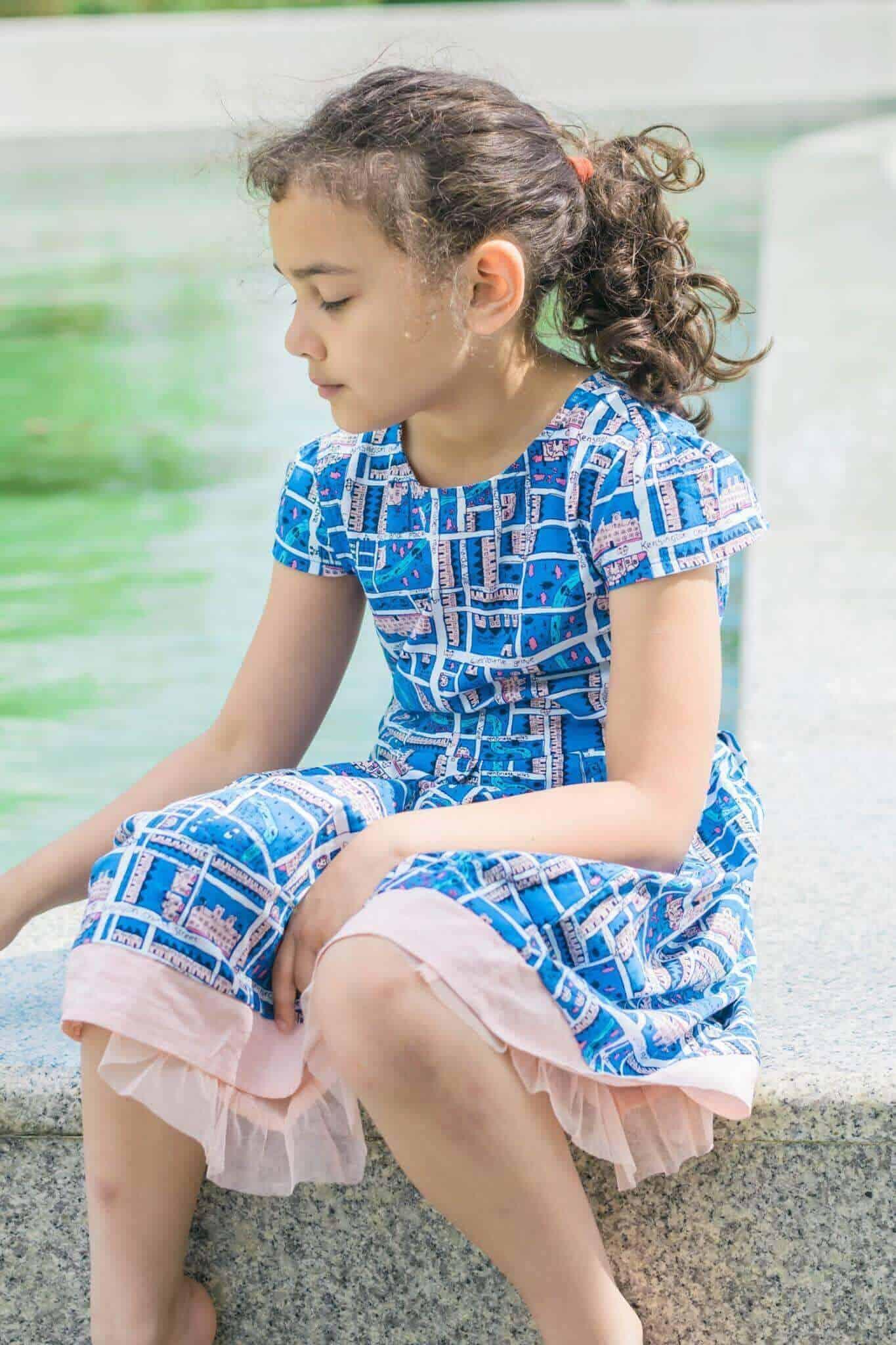 yumi notting hill dress