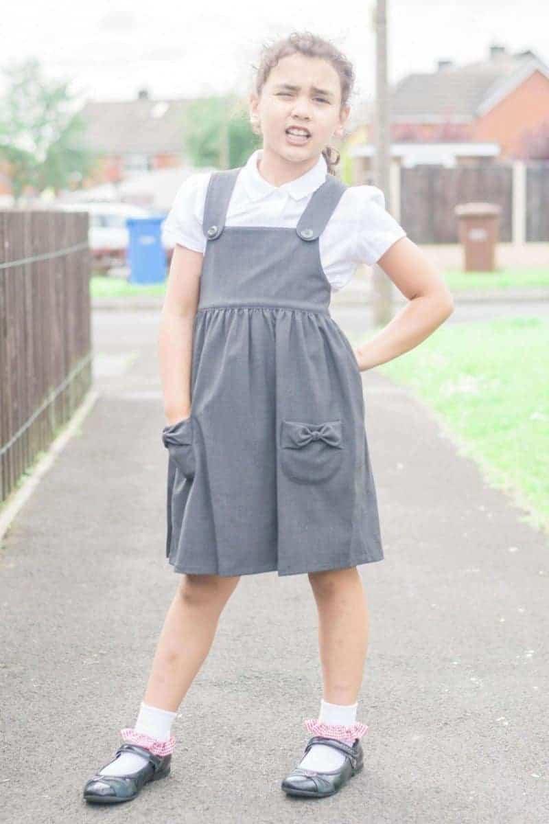Matalan school uniform