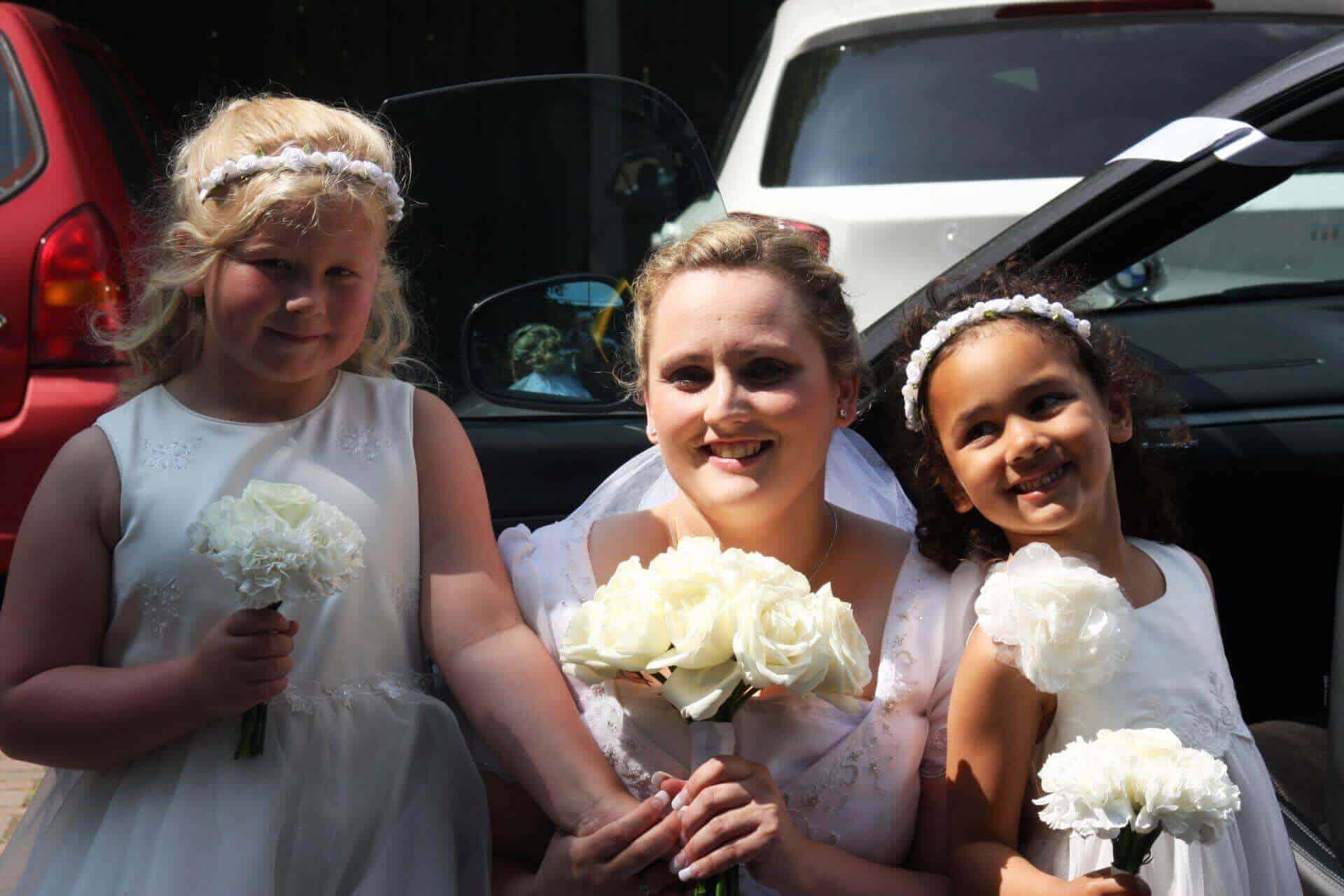 Wedding Photo angela and john milnes