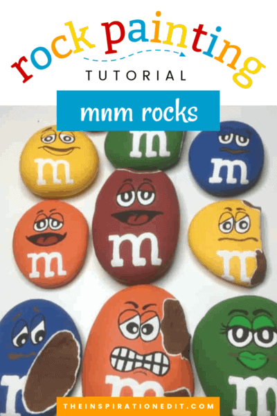 m and m rock stones