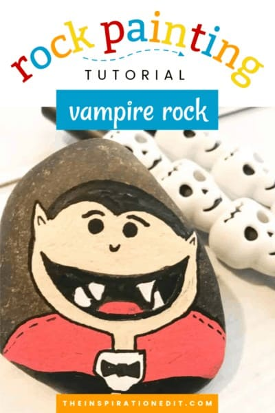 vampire rock stone