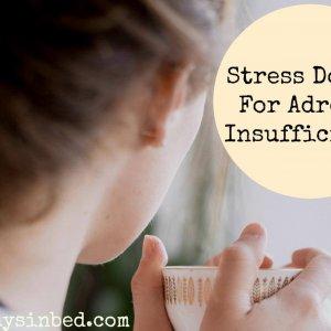stress dosing