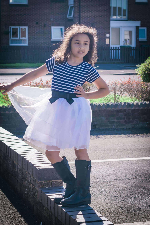 Stripy Dress