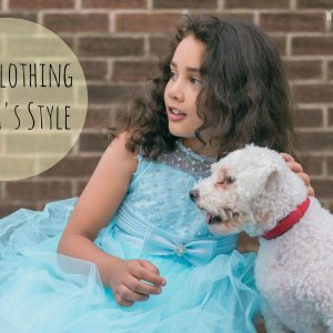 Roco Clothing flower girl dress