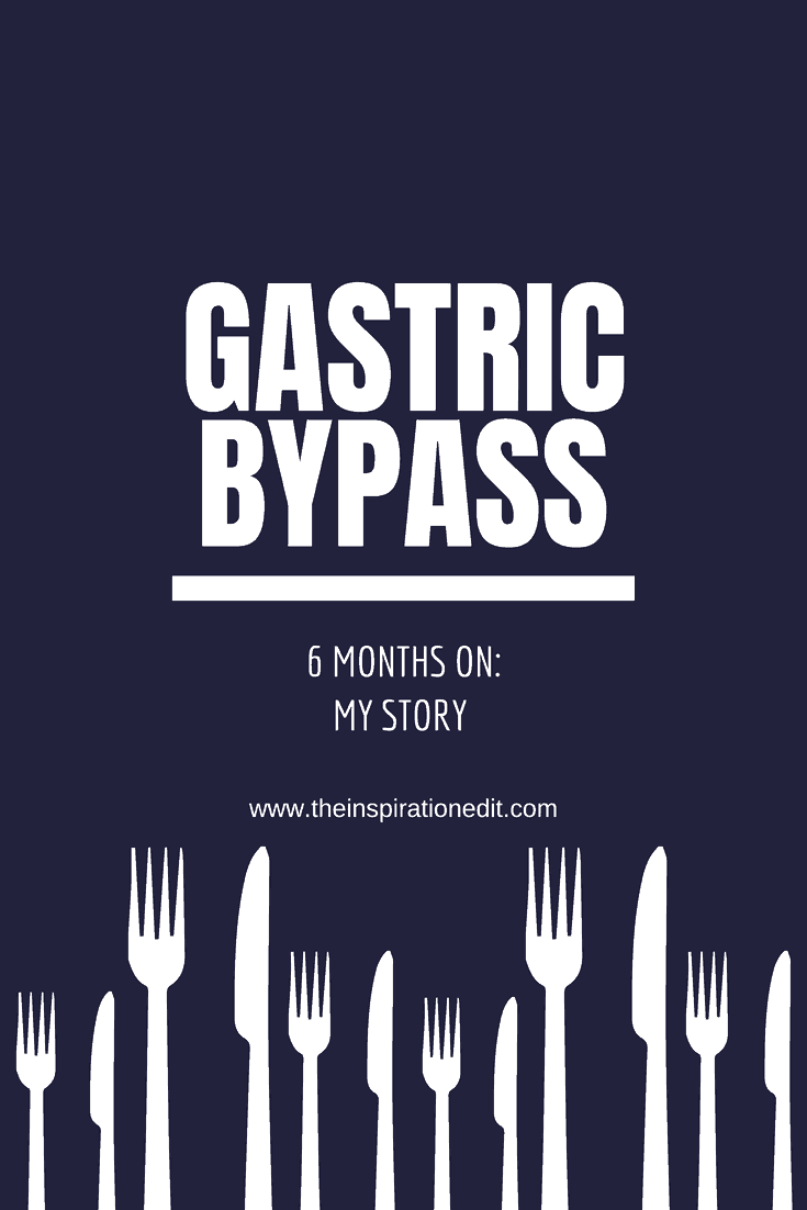gastric bypass surgery after 6 months