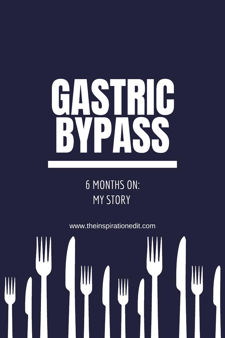gastric bypass surgery after 6 months