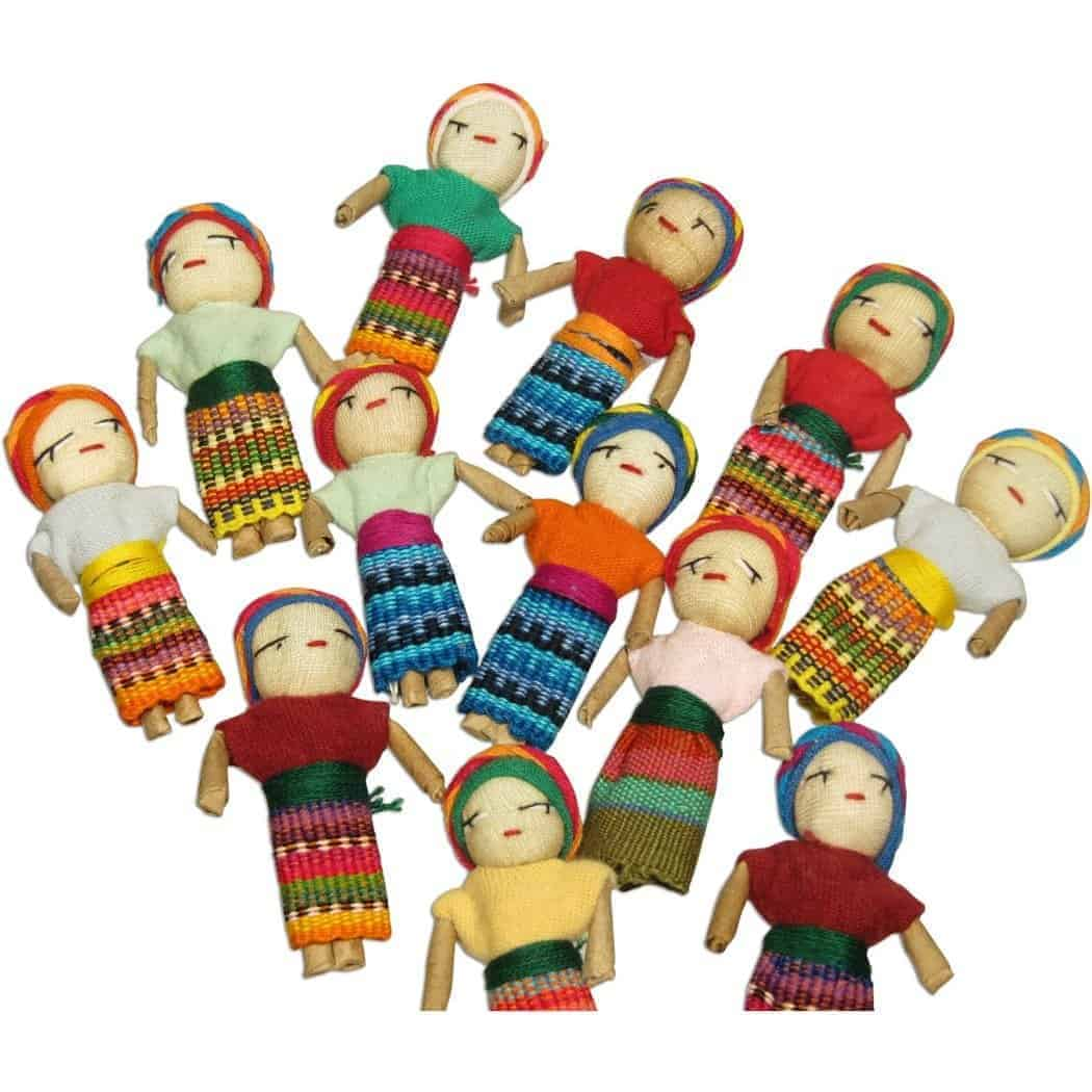 what are guatemalan worry dolls?