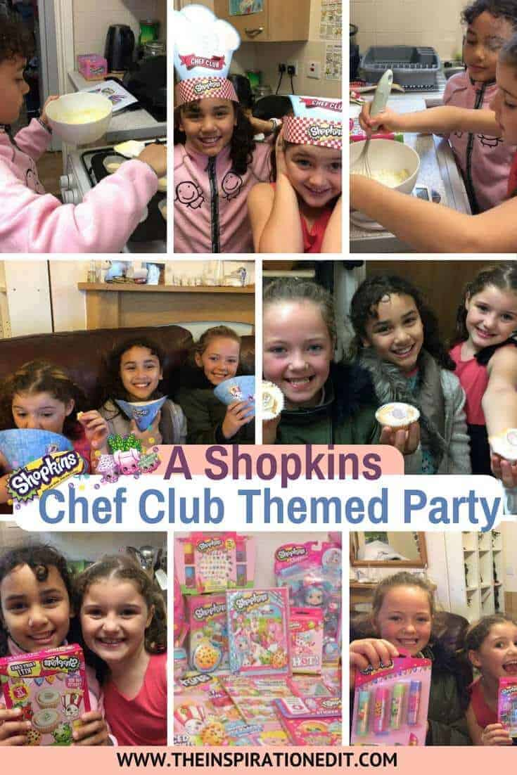Have a Shopkins Chef Club Premiere party & had a great fun!