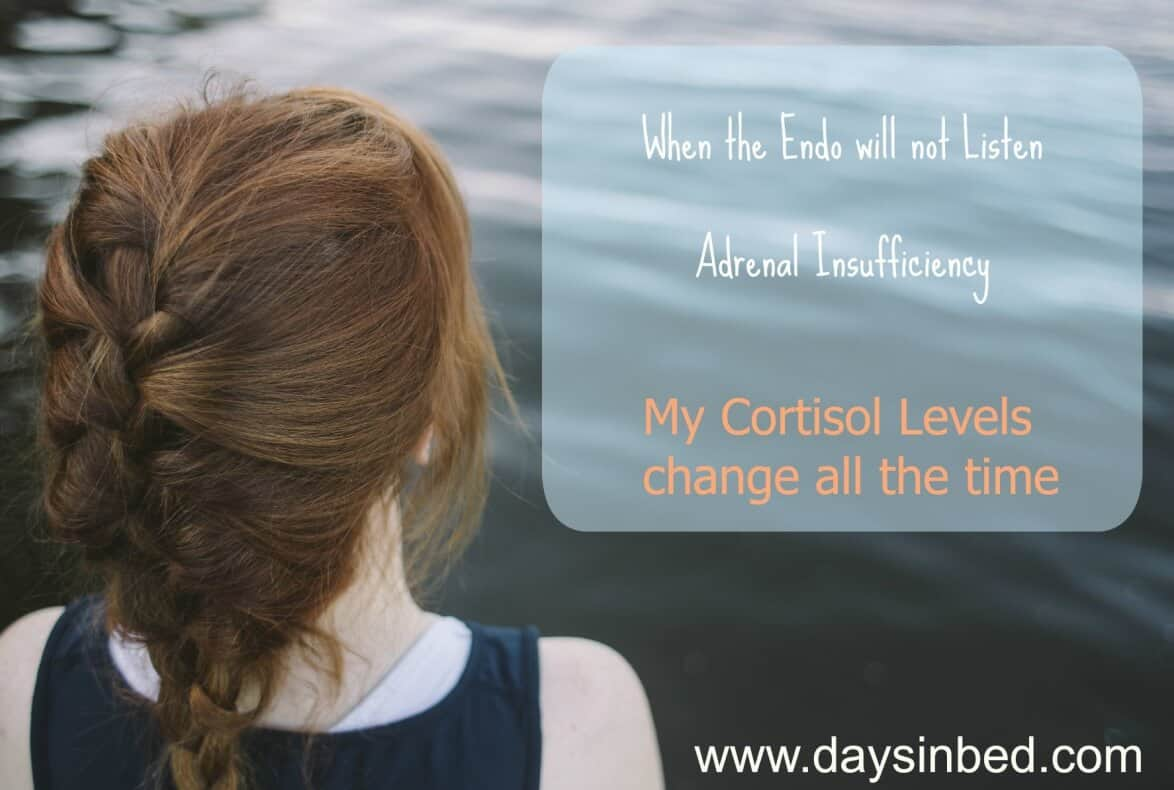 cortisol levels change