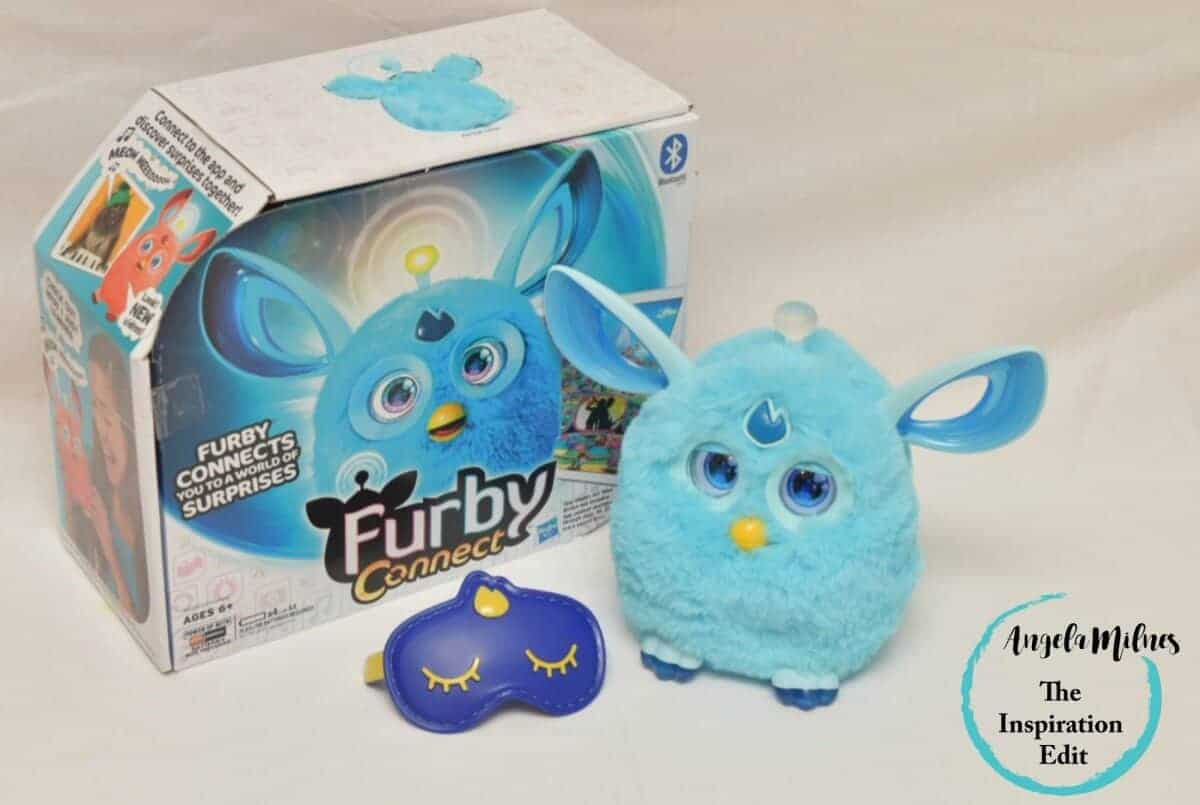Furby Connect toy review