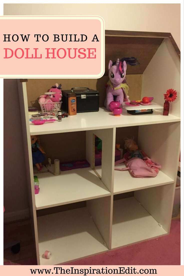 Here's a step by step guide of how we built our American girls doll house using ContiBoard wood.