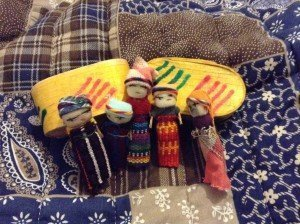 guatemalan Worry Dolls