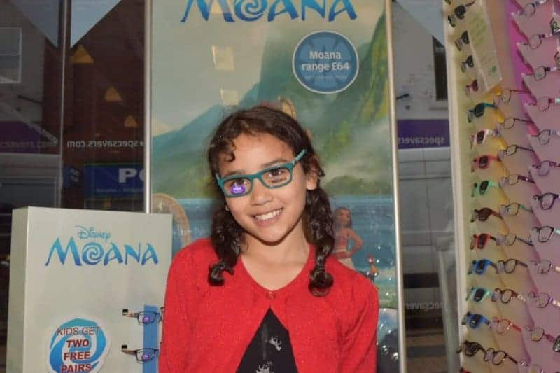 Disney Moana Glasses