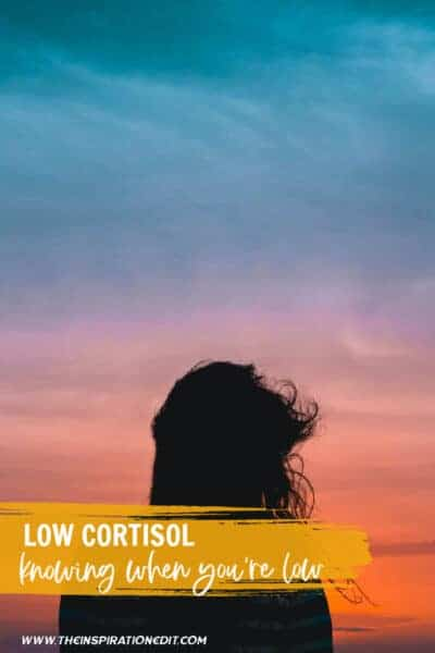 LOW CORTISOL