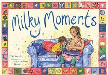 milky moments book for kids