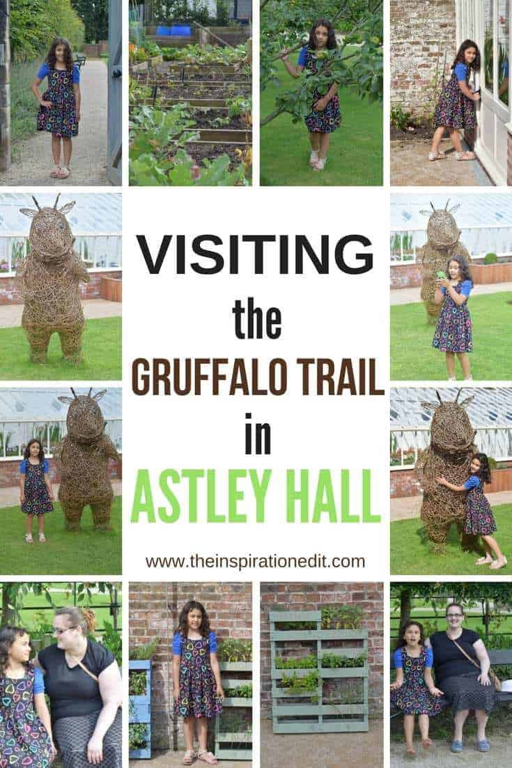 Visiting The Gruffalo Trail In Astley Hall