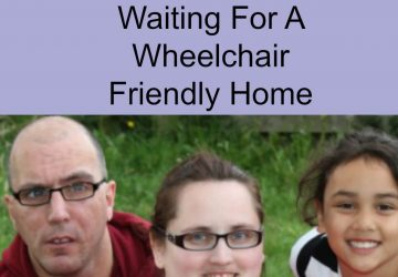 wheelchair friendly home