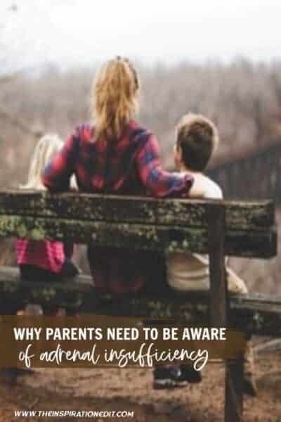 Why Parents Need to be Aware of Adrenal Insufficiency and Adrenal Crisis