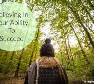 success and believing in yourself