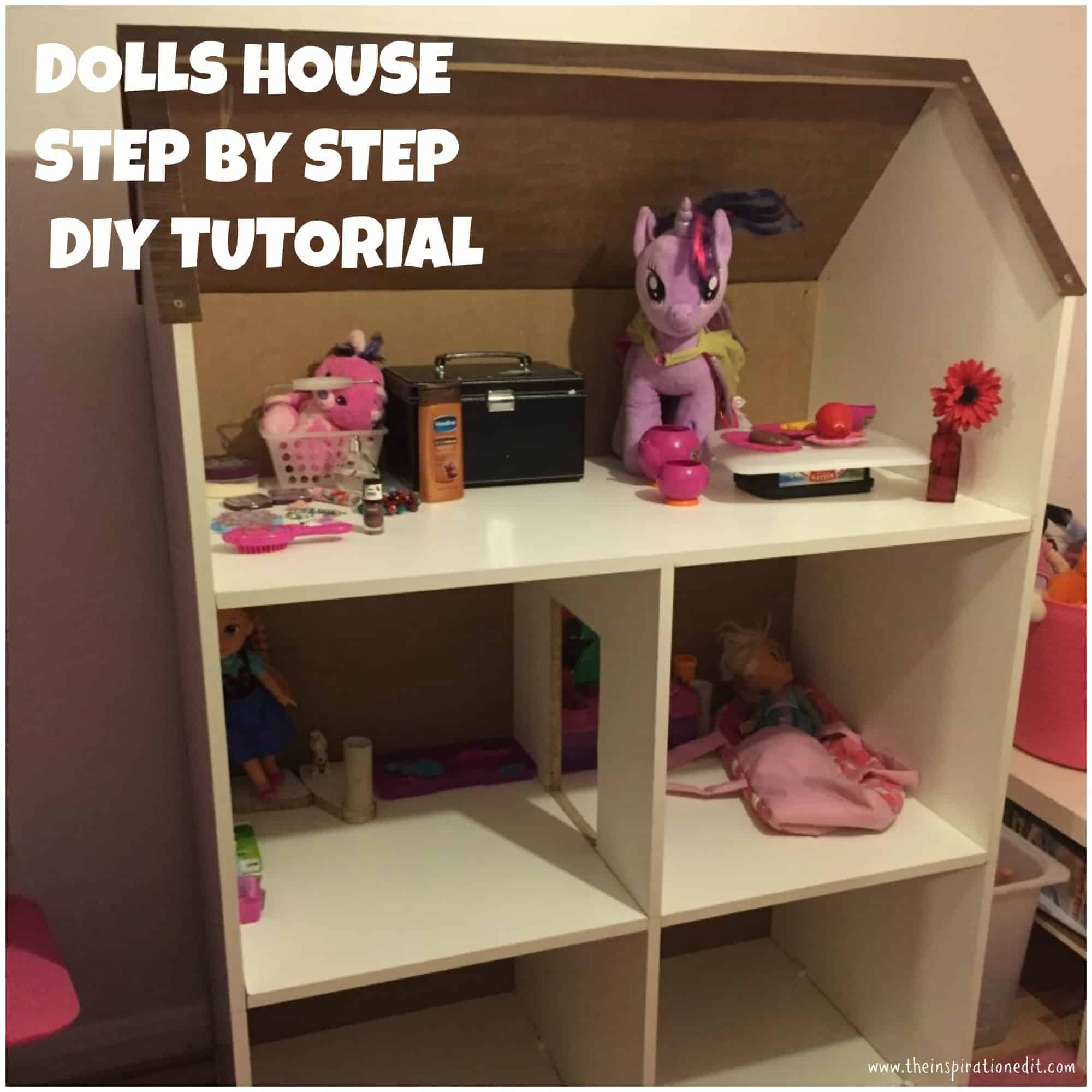 building a dolls house
