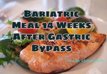 bariatric recipe and meal plan