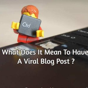 Viral Blog Post