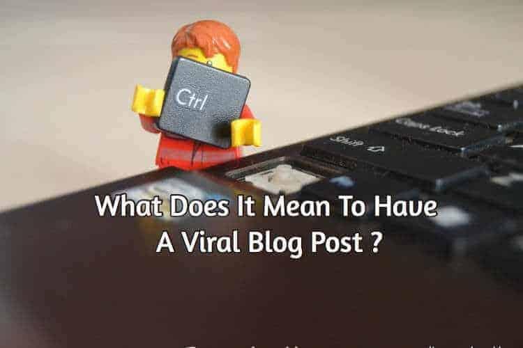Viral Blog Post