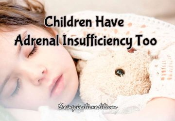 adrenal insufficiency in children