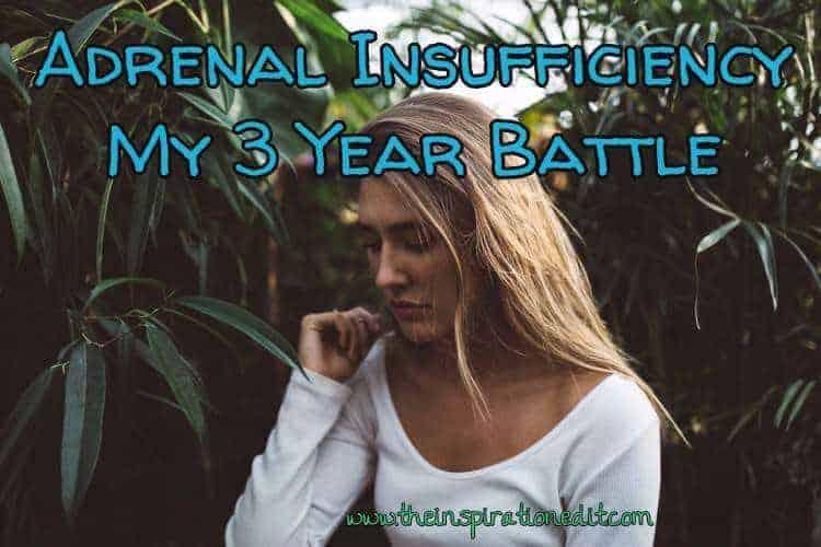 adrenal insufficiency