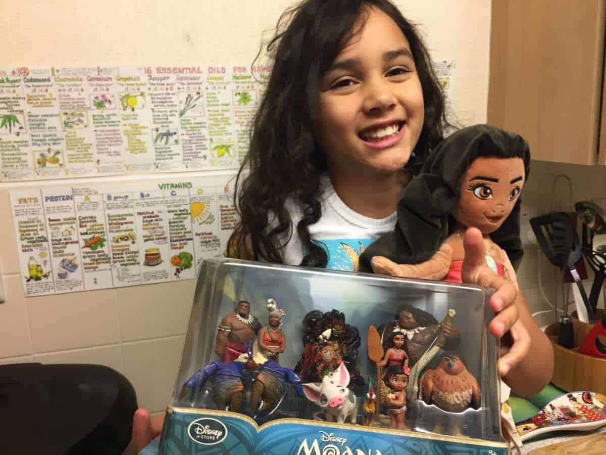 Disney Moana toys