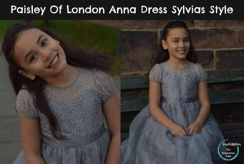 paisley of london Anna Dress