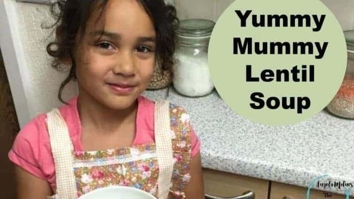 Yummy Lentil Soup Recipe