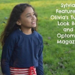 sylvia and the look book