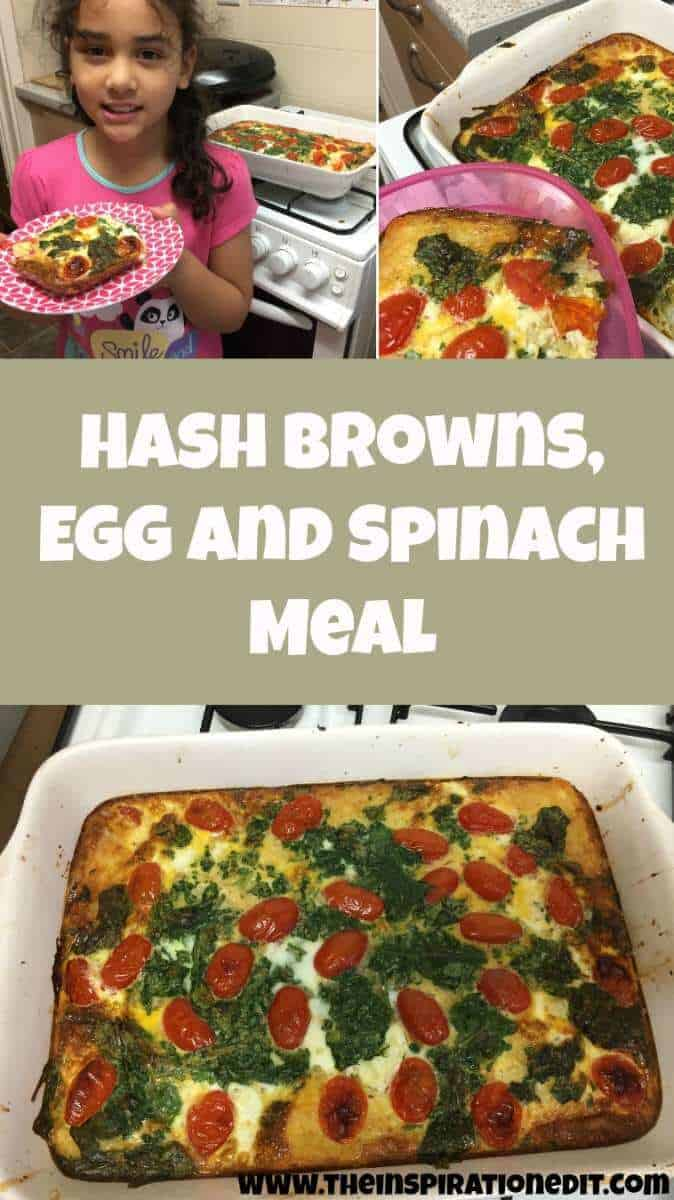 hash brown meal