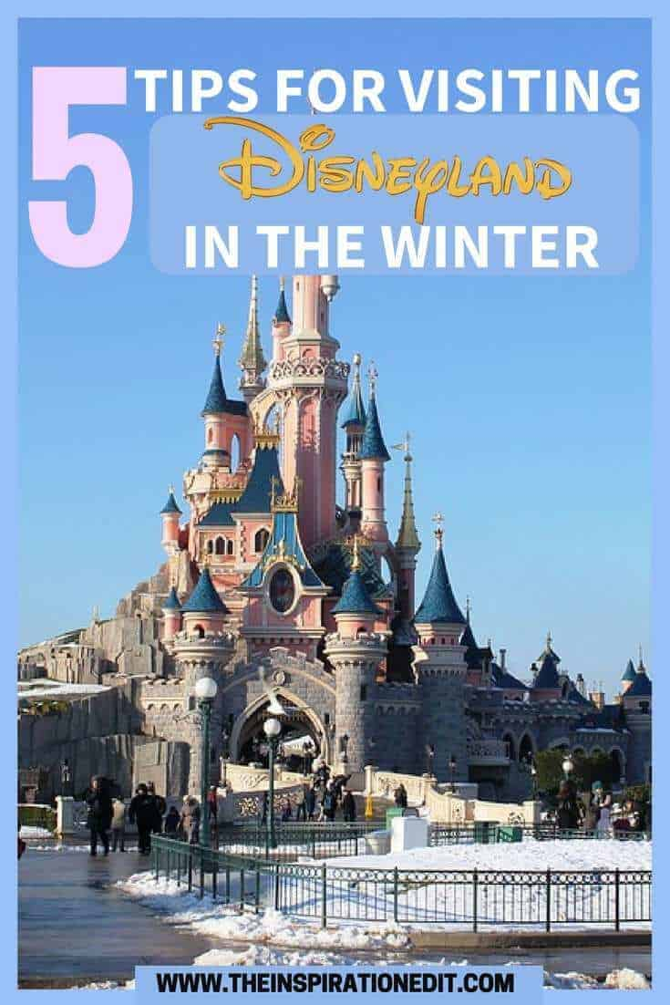 5 Tips for Visiting Disneyland in the Winter. Enjoy with your Disneyland holiday and stay close to the Parks!