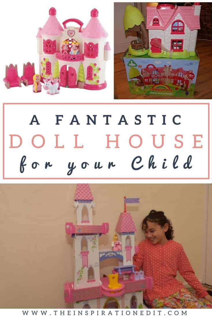 Here are some fantastic Doll House Ideas for Your child