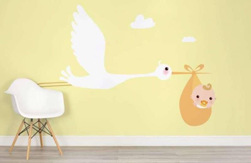 baby-stork-wallpaper