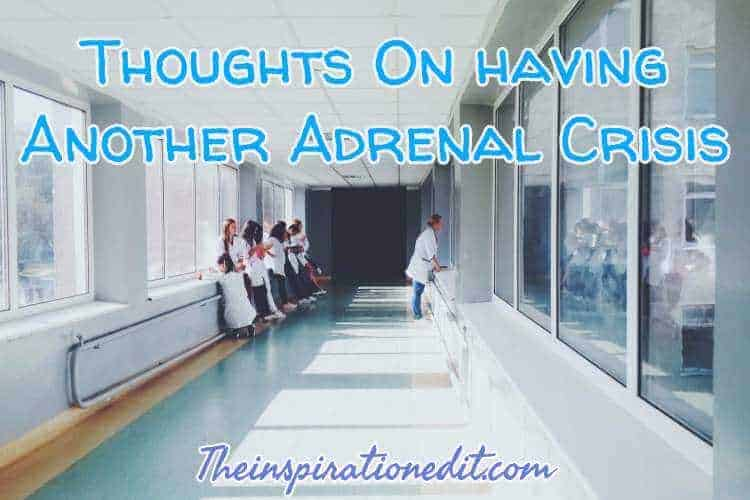 adrenal crisis experience
