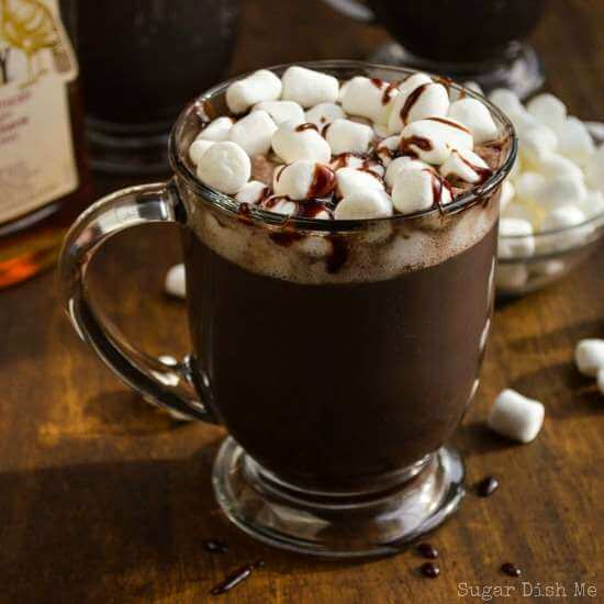 15 fantastic hot chocolate recipes the inspiration edit. Black Bedroom Furniture Sets. Home Design Ideas