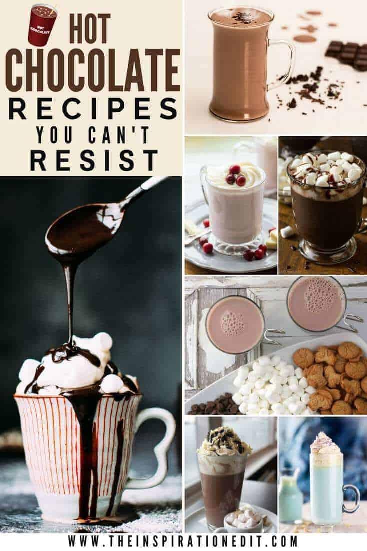 15 Fantastic Hot Chocolate Recipes